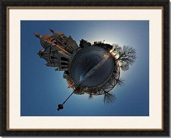 Framed Planet