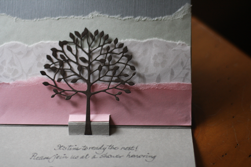 popup tree invitation